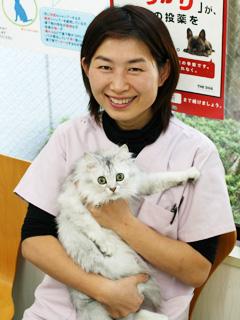 江田裕美 獣医師