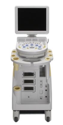 超音波診断装置(HITACHI AVIUS)